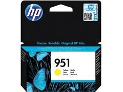 Inktcartridge HP CN052AE 951 geel