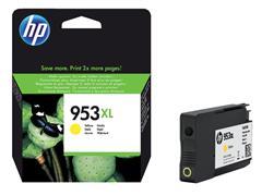 Inktcartridge HP F6U18AE 953XL geel HC