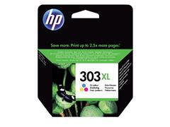 Inktcartridge HP T6N03AE 303XL kleur HC