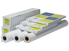 Inkjetpapier HP C6030C 914mmx30,5m 130gr heavyweight coated
