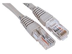 Kabel Hama CAT5e UTP 500cm grijs