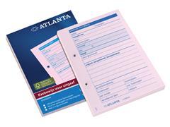Kasbewijs Atlanta uitgaaf A6 100vel