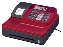 Kassa Casio SE-G1-S-RD rood