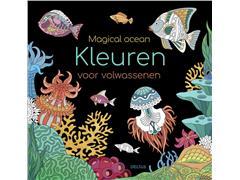 Kleurboek Deltas volwassenen Magical Ocean