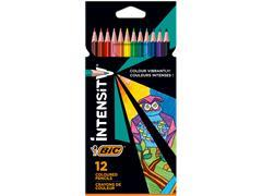Kleurpotlood Bic Color Up 12 kleuren