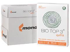 Kopieerpapier BioTop 3 A4 80gr naturel 500vel