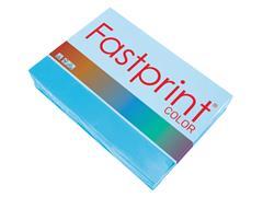 Kopieerpapier Fastprint A4 120gr azuurblauw 250vel