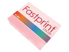 Kopieerpapier Fastprint A4 120gr roze 250vel