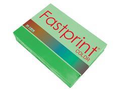 Kopieerpapier Fastprint A4 160gr grasgroen 250vel