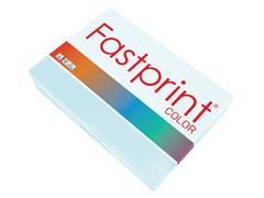 Kopieerpapier Fastprint A4 80gr lichtblauw 500vel