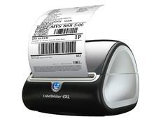 Labelprinter Dymo labelwriter 4XL breedformaat etiket