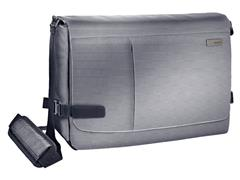 "Laptoptas Leitz Complete 15.6"" Smart Messenger Grijs"