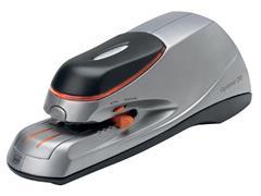 Nietmachine elektrisch Rapid Optima 20 20vel zilver/zwart
