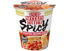 Noodles Nissin hot chili spicy cup