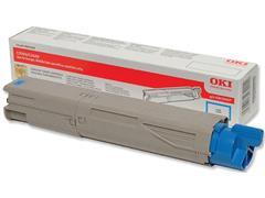 Oki kleurenlaserprintersupplies C3000 serie