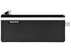Reisetui Leitz WOW 85x6x210mm 2 vakken zwart