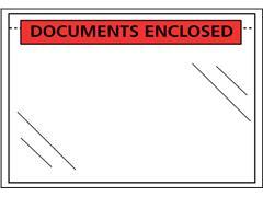 Paklijstenvelop Quantore zelfklevend bedrukt 225x165mm 1000s