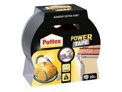 Plakband Pattex Power Tape 50mmx10m grijs