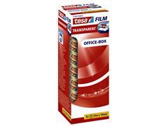 Plakband Tesa film 19mmx33m transparant