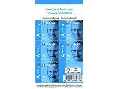 Postzegels België-Europa