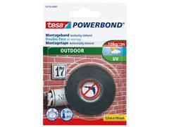 Powerbond Tesa 55750 montagetape outdoor 19mmx1,5m