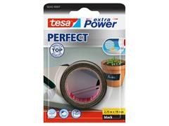 Reparatietape Tesa 56342 perfect 19mmx2,75m zwart