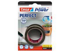 Reparatietape Tesa 56344 perfect 38mmx2,75m zwart