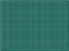 Snijmat A2 600X450mm groen