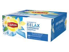 THEE LIPTON RELAX KAMILLE 100ST