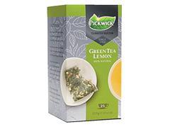 THEE PICKWICK TEA MASTER SEL GREEN TEA LEMON 1.5GR