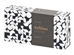 TISSUES SATINO FACIAL 2-LAAGS 100ST