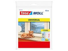 Tochtstrip Tesa Moll 05454 universeel 15mmx10m wit