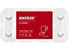 TOILETPAPIER KATRIN 14293 CLASSIC 2LGS 400V 48ROL