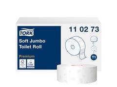 TOILETPAPIER TORK T1 PREMIUM 2LAAGS JUMBO 110273