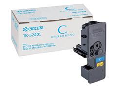 Toner Kyocera TK-5240 blauw