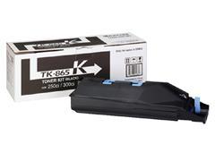 TONER KYOCERA TK-865 20K ZWART
