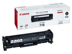 Tonercartridge Canon 718 zwart