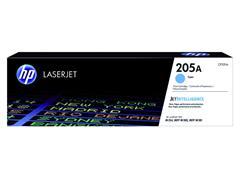 Tonercartridge HP CF531A 205A blauw