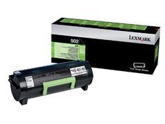 Tonercartridge Lexmark 50F2000 prebate zwart