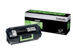 Tonercartridge Lexmark 52D2H0E zwart