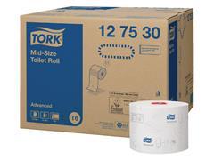Tork toiletpapier voor T6 Twin