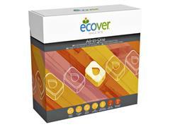 Vaatwastabletten Ecover All In One 68stuks