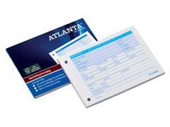 Verlofaanvraag Atlanta A6 105x148mm 50vel