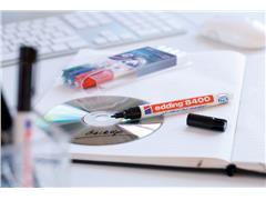 Viltstiften voor cd's en dvd's
