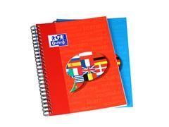 Vocabulary Coach Oxford A5 48vel lijn assorti