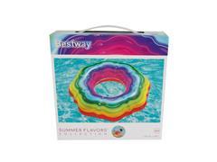 Zwemband Bestway rainbow ribbon 115cm