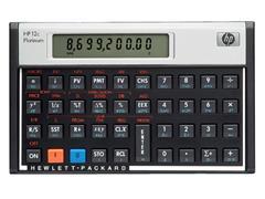 HP rekenmachine 12C Platinum