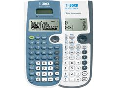 Texas Instruments rekenmachine 30XB MultiView