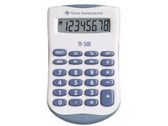 Texas Instruments rekenmachine 501
