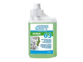 Allesreiniger DIPP extra geurend dennengeur1L